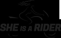 SHE is a RIDER Das Motorradmagazin für Frauen