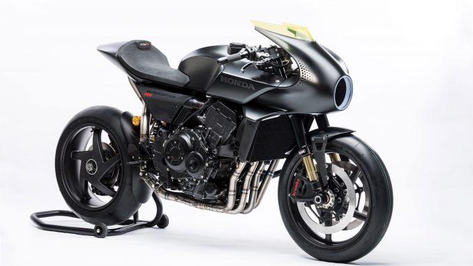 CB4 Interceptor von Honda ist eine Neo Cae Racer Designstudie