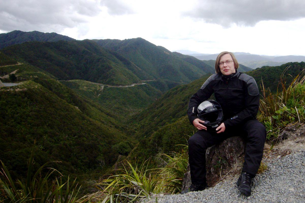 Motorradurlaub Neuseeland Motorradreisen Rimutaka Range