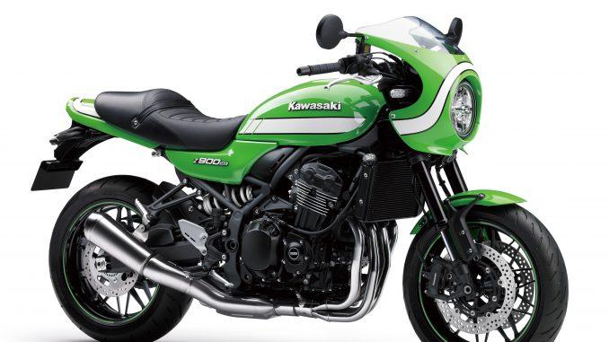 Z900RS Kawasaki Motorrad Cafe Racer