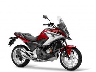 Die NC750X von Honda verbindet Abenteuerlust mit Alltagstauglichkeit.