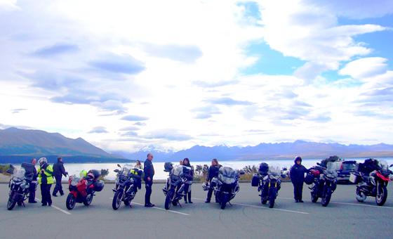 Motorradreisen: Geführte Motorradtour Neuseeland