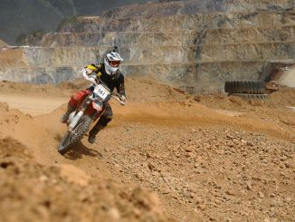 Erzbergrodeo-SHE is a rider-KTM