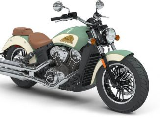 Indian Scout Motorrad Legende