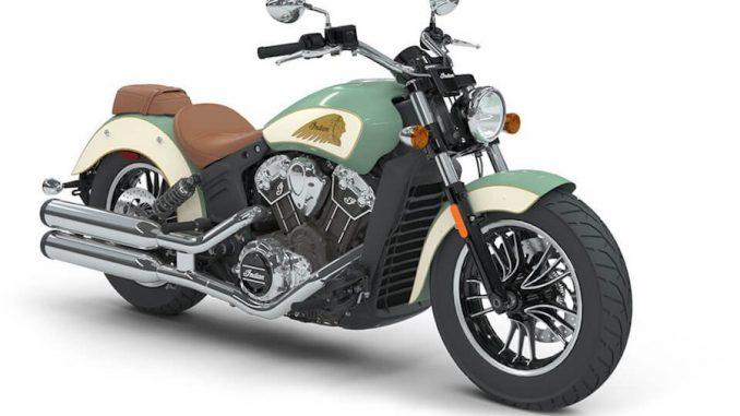 Indian Scout Motorrad Legende