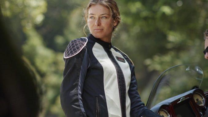 Indian Motorradjacke Drifter Mesh SHE-is-a-RIDER
