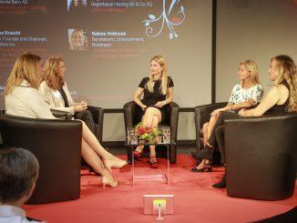 mut-Sabine Holbrook-Motorrad-Rennfahrerin-BMW-Ladies Night