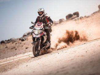 driften-Sand-GS-Gobi-Wüste