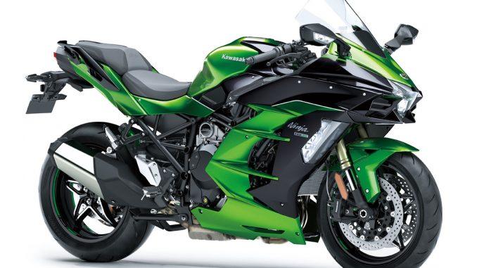 Ninja H2 SX-Kawasaki-200PS