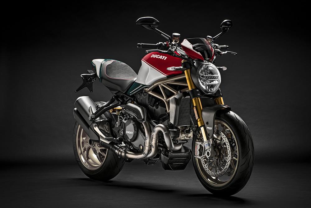 Ducati Monster 1200 25° Anniversario-Limited Edition