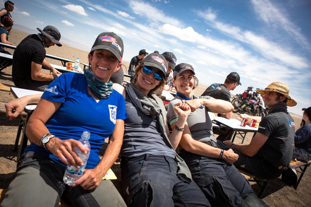 Wüste Gobi-GS Trophy-BMW-Motorrad-Mongolei