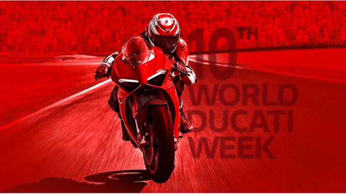World Ducati Week 2018-Italien-Misano-Ducati Monster 1200 25