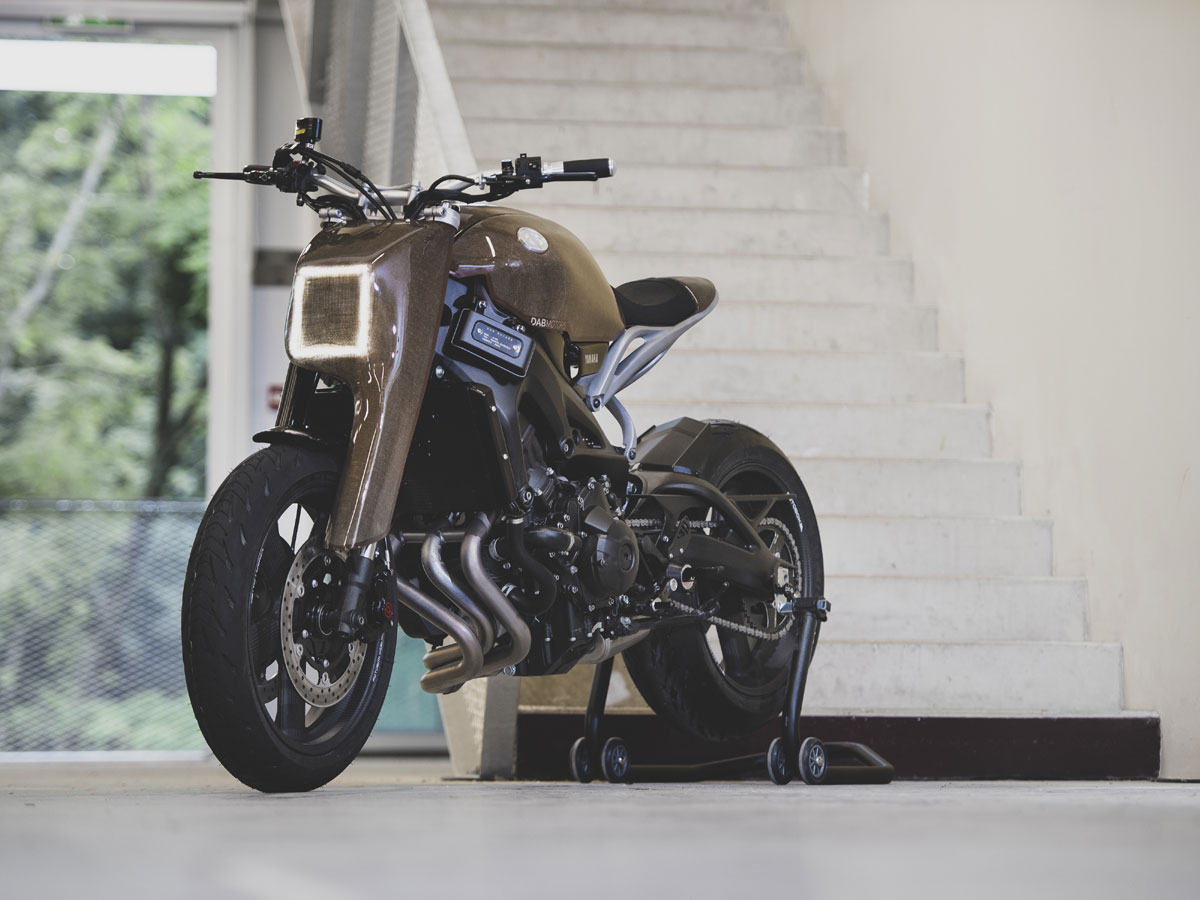 DAB Motors-Yard Built-Yamaha-XSR900