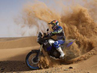 World Raid 2018-Yamaha-Tenere-700-Wüste
