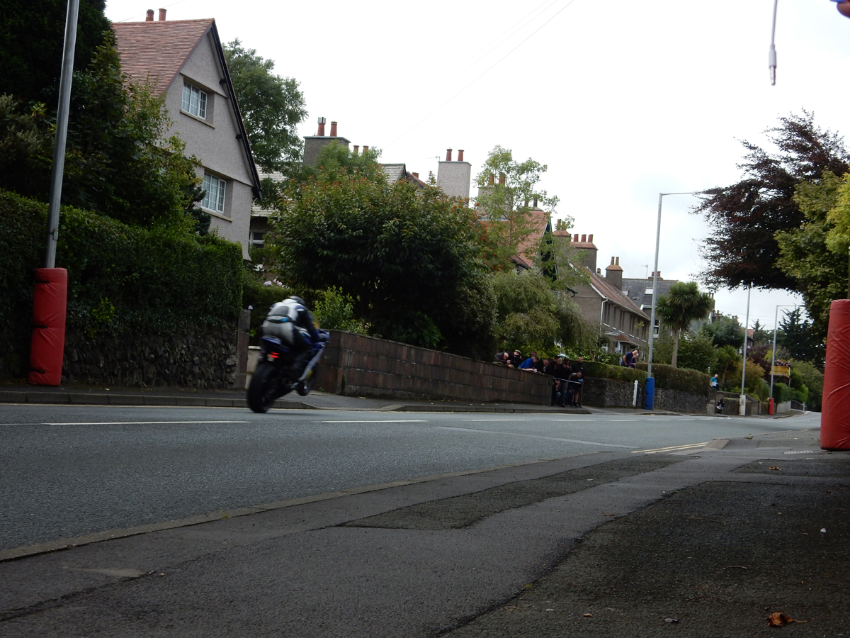 Isle of Man-TT-Argos Leap-England-Straßenrennen