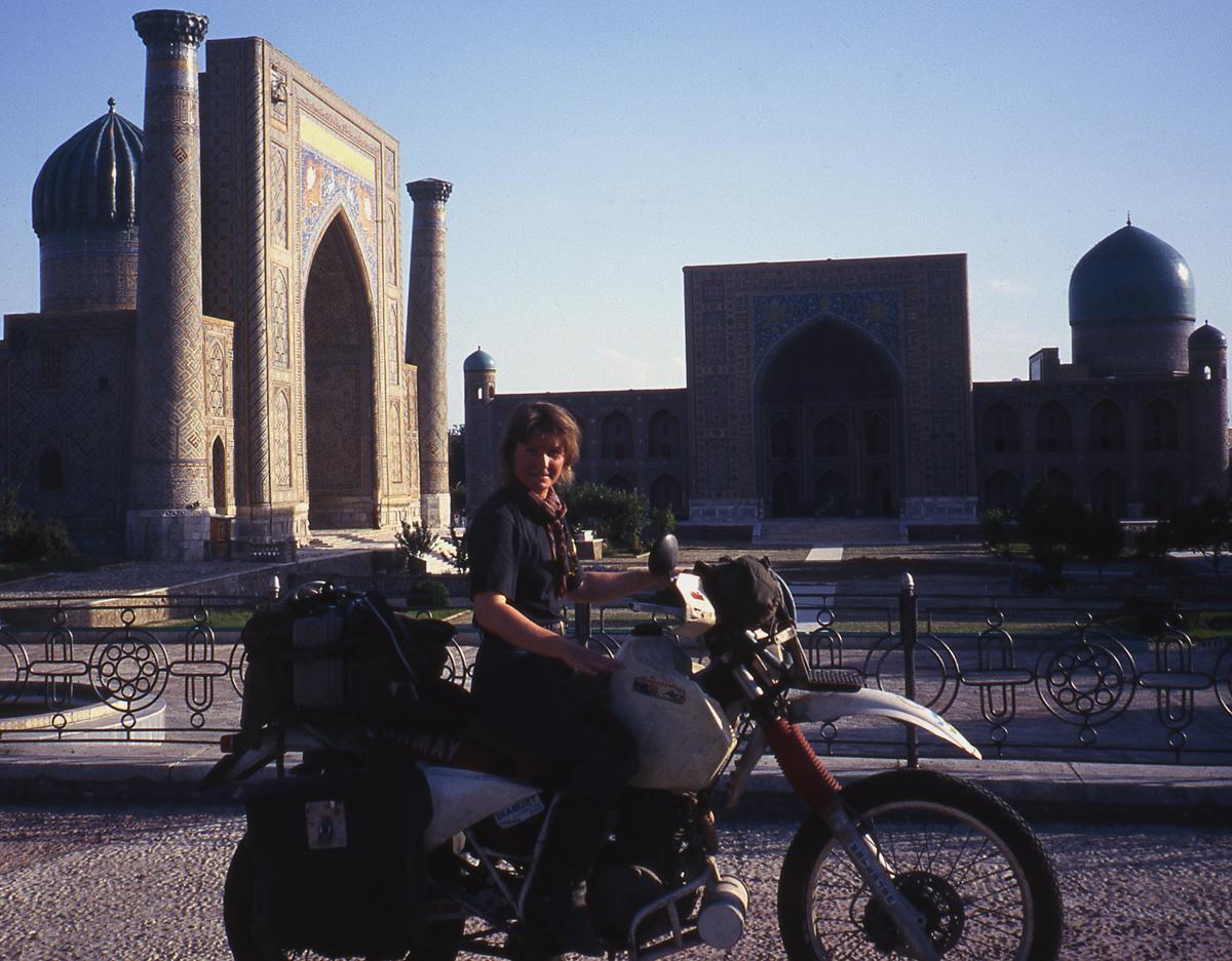 Heather Ellis-Samarkand-Seidenstraße-Usbekistan