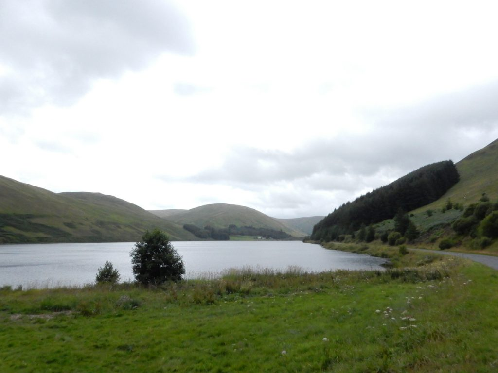 Engand-Motorradtour-St Marys Loch
