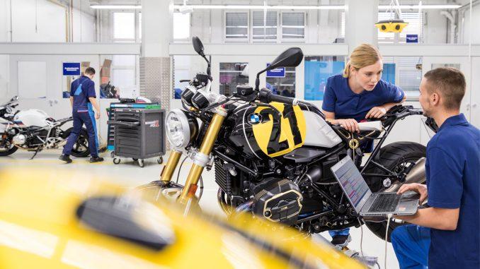 Ausbildung Bei Bmw Motorrad In Berlin Spandau Jetzt Bewerben