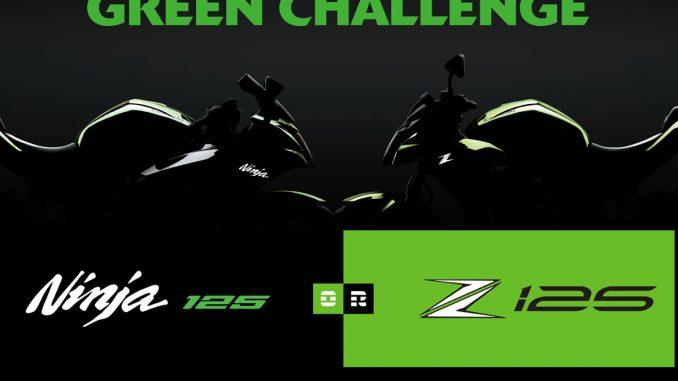Green Challenge-Kawasaki-125er