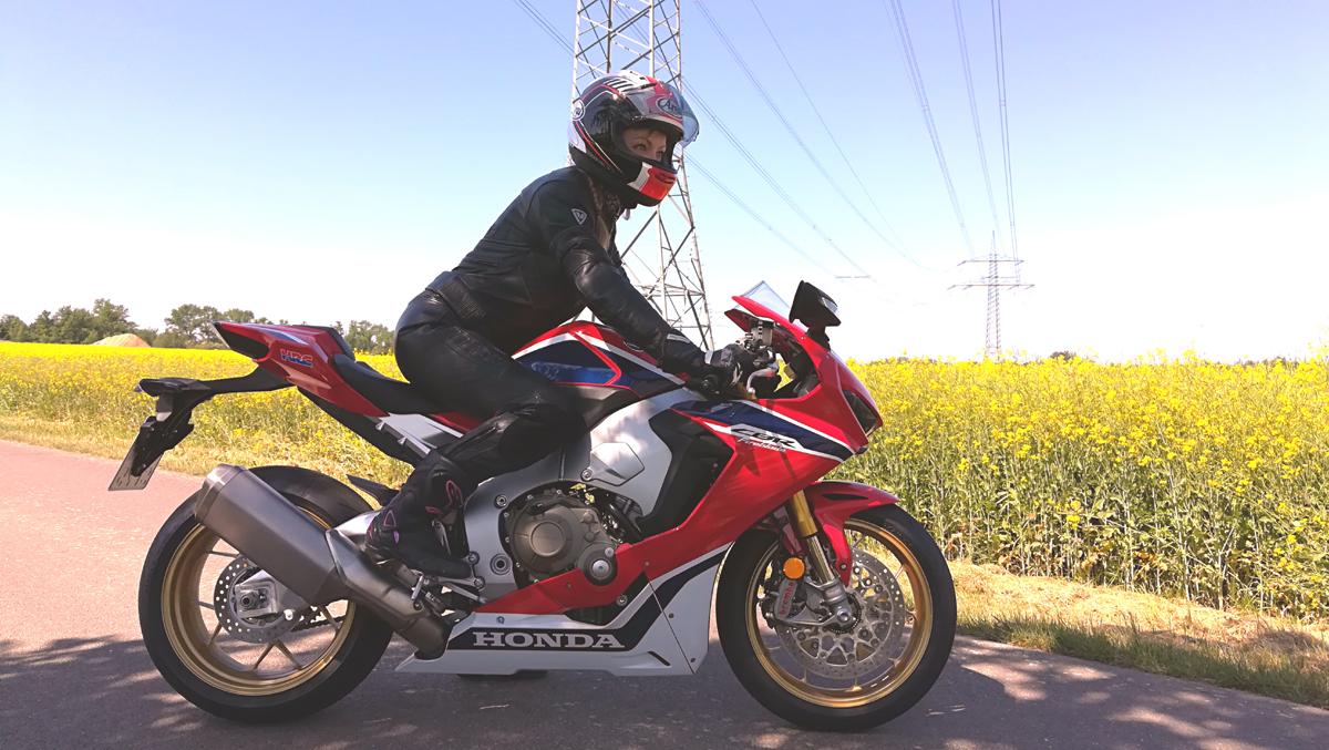 Motorradmieze