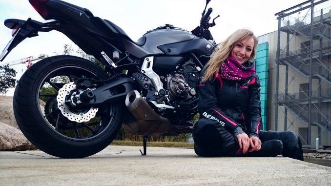 Motorradmieze-Yamaha-Marie