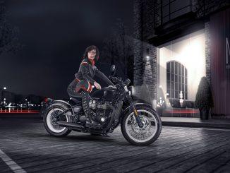 Cobra Chrome-Avon-Motorradreifen
