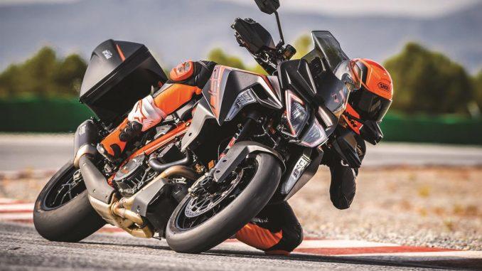 TM 1290 Super Duke GT-Motorrad-Touren