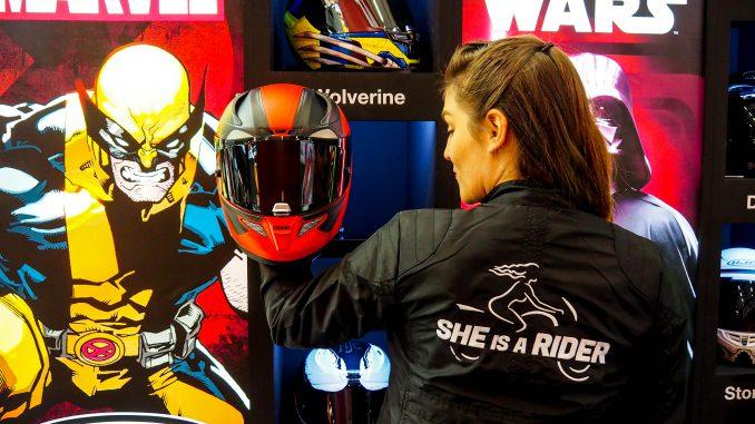 Rückblick auf die Intermot Motorradmesse und die präsentierten Motorrad-Neuheiten. Welche Neuheiten erwarten Motorradfahrerinnen. Inkl. Termin 2019.
