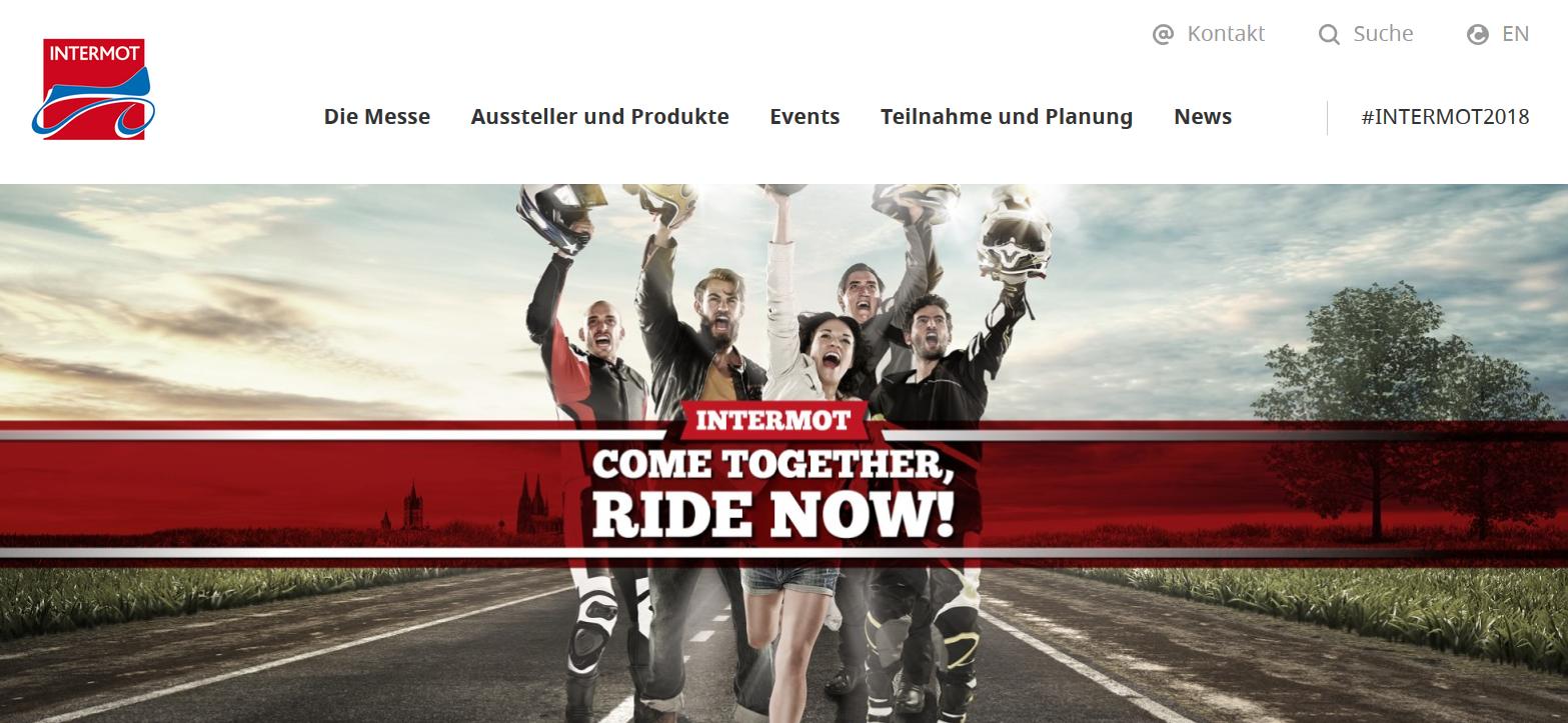 Motorradmesse-Intermot-Köln-Deutschland