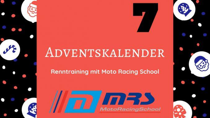 Erfolg auf der Rennstracke mit der Moto Racing School durch Training mit Theorie & Praxis inkl. Video-Analyse. Gewinne einen Gutschein für dein Training.