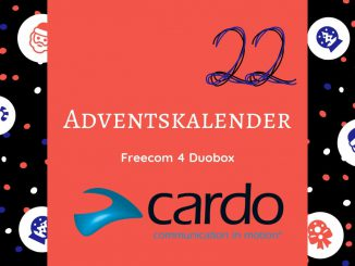 Mit der Fahrer-zu-Fahrer-Kommunikation mit den Cardo Freecom 4 könnt ihr jetzt über alles plaudern, was Euch auf der Motorradtour wichtig ist.