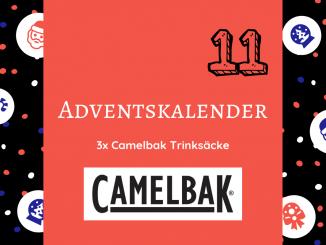 Gewinne einen von drei Camelbak Trinksäcken Crux Reservoir 3L im Adventskalender von SHE is a RIDER für deine nächste Motorradtour. Wo soll es hingehen?