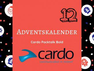 Cardo Packtalk Bold im Adventskalender Gewinnspiel bei SHE is a RIDER. Beste Kommunikation unter Motorradfahrern auf jeder Tour.