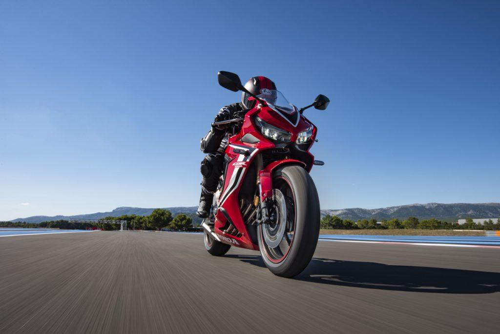 Honda CBR 650R Alle Infos zum neuen Honda Motorrad