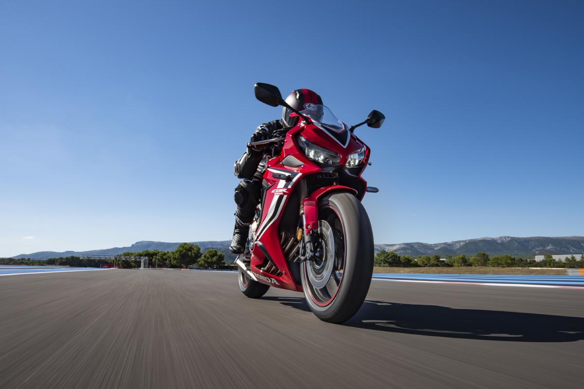 Honda Motorrad CBR 650R Alle Infos zum neuen Honda Motorrad