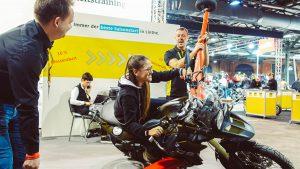 Events für Motorradfahrer, die uns die Zeit bis zur Motorradsaison verkürzen. Wie die Motorradmesse in Berlin, die BMT - Berliner Motorradtage.