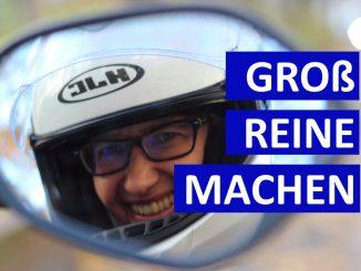 Frühjahrsputz-Motorrad-Saison-Spiegelblick-Motorrad-Kolumne