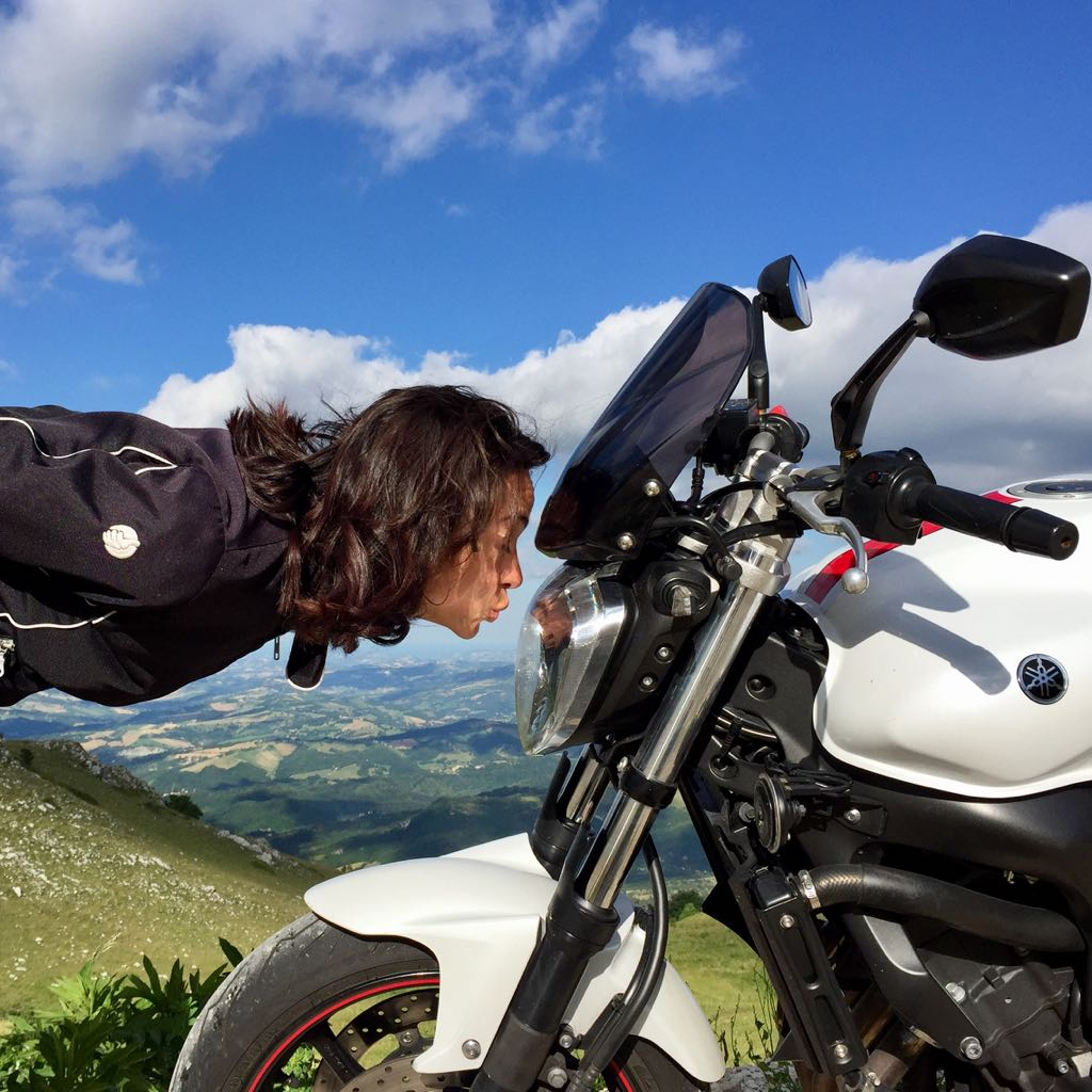 Lucia-SHE-is-a-RIDER-Yamaha