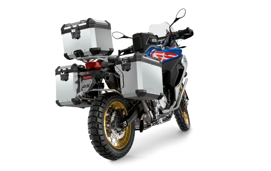 BMA F850 GS Adventure-Alu-Koffer