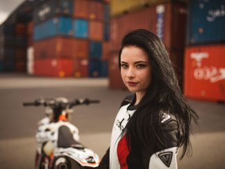 Anica-KTM-SHE is a RIDER