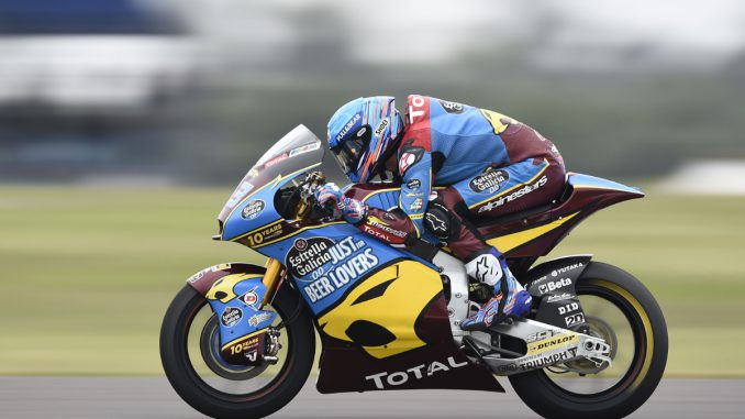 Triumph-Motorrad-aerodynamik-Rennen