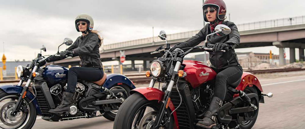 Indian Scout Modelle 2019 – Bobber Rules