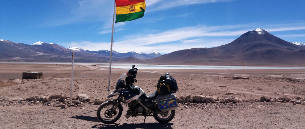 Bolivien by Bike