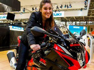 Motorradfuehrerschein-Suzuki-Intermot