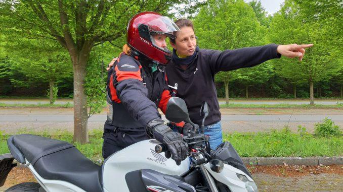Motorrad-Führerschein in einer Woche