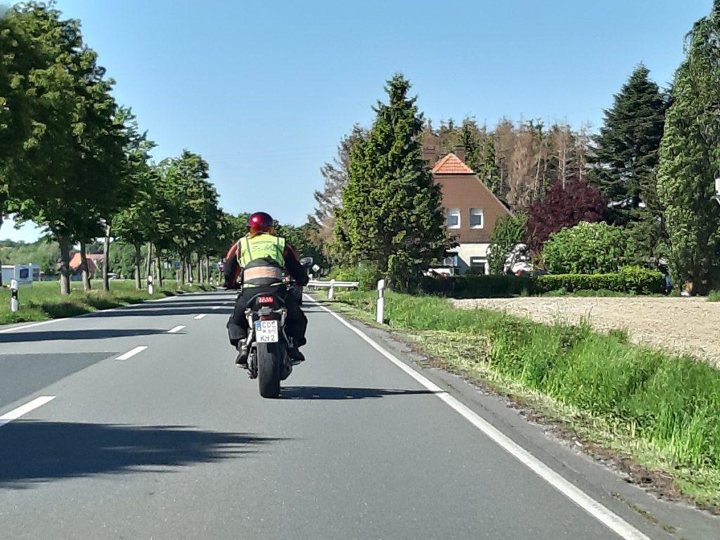 Motorrad-Führerschein in 8 Tagen im Münsterland