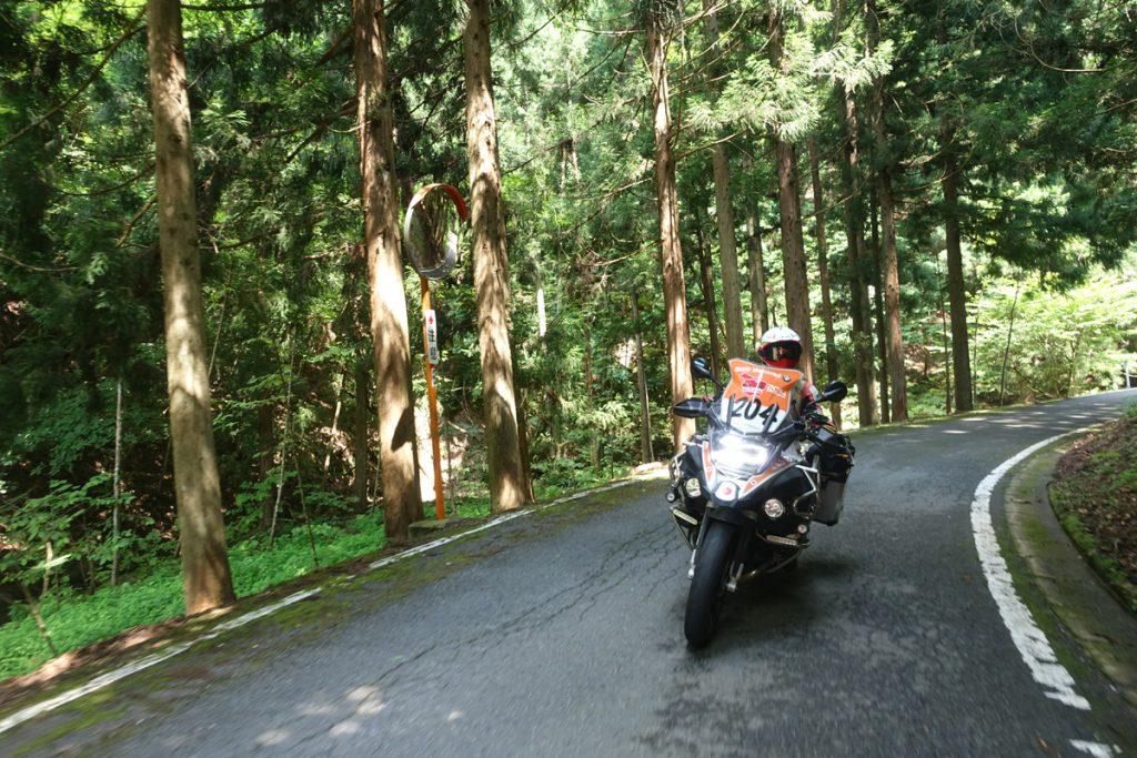 Camping in Japan mit der BMW R 1200 GS