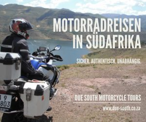 Due South Motorradtouren