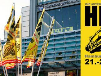 Hamburger Motorradtage 2020 im Februar