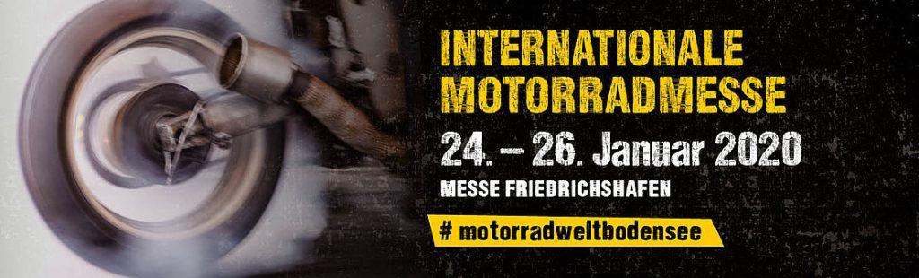 Motorradmesse Motorradwelt Bodensee Bild: Motorradwelt Bodensee